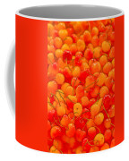 Bright And Orange Coffee Mug