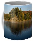 Bright And Sunny Autumn Reflections Coffee Mug