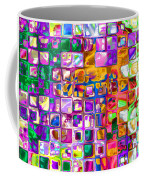 Bright Boxes I Coffee Mug
