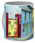 Bright Buildings In Ireland Coffee Mug