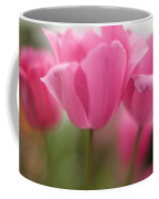Bright Bunch Of Tulips Coffee Mug by Mike Reid