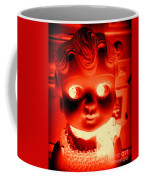 Bright Eyed Kewpie Coffee Mug