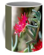 Bright Pink Flower Coffee Mug