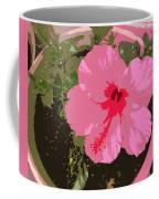 Bright Pink Coffee Mug