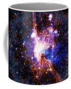 Bright Side Of The Black Hole Coffee Mug