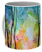 Bright Skies For Dark Days I Coffee Mug