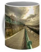 Brighton Promenade Coffee Mug