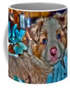 Brilliant Blue Coffee Mug