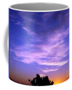 Brilliant Blue Sunrise Coffee Mug