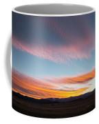 Brilliant Evening Colors Hang Coffee Mug