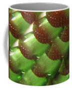 Brilliant Green Abstract 6 Coffee Mug