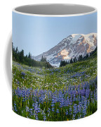 Brilliant Meadow Coffee Mug by Mike Reid