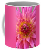 Brilliantly Dahlia Coffee Mug