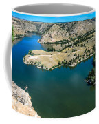 Brimmer Point Of Guernsey State Park Coffee Mug