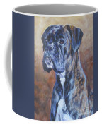 Brindle Boxer Coffee Mug