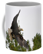 Bringing Home Dinner Coffee Mug