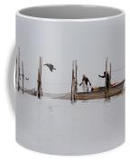 Bringing In The Catch 2 Coffee Mug