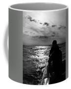 Bringing In The Nets Coffee Mug