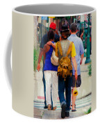 Bringing The Sunflower Home Coffee Mug