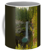 Brisith Columbia Rainforest Plunge Coffee Mug