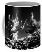 Bristlecone Twins In Infrared Coffee Mug