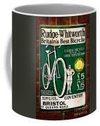 Britains Best Bicycle Coffee Mug