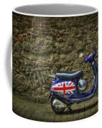 British At Heart Coffee Mug