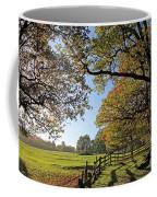 British Autumn Coffee Mug