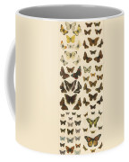 British Butterflies Coffee Mug