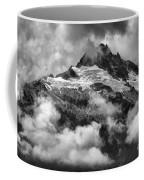 British Columbia Tantalus Mountain Range Coffee Mug