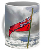 British Merchant Navy Flag Coffee Mug