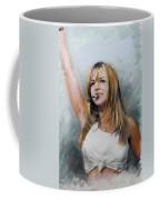 Britney Spears Coffee Mug