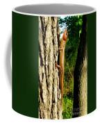 Broad Headed Skink Coffee Mug