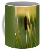 Broadleaf Cattail Coffee Mug