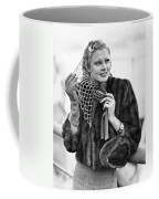 Broadway Actress Claire Luce Coffee Mug