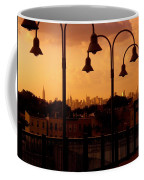 Broadway Junction In Brooklyn, New York Coffee Mug