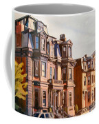 Broadway View Coffee Mug