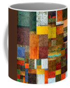 Brocade Color Collage 1.0 Coffee Mug