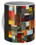 Brocade Color Collage 2.0 Coffee Mug