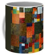 Brocade Color Collage 3.0 Coffee Mug