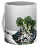 Broccoli Freshsplash Coffee Mug