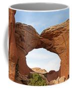 Broken Arch Coffee Mug
