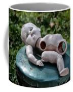 Broken Baby Doll Coffee Mug