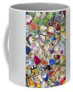 Broken China Coffee Mug