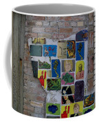 Broken Collage Coffee Mug
