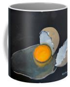 Broken Egg Coffee Mug