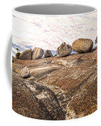 Broken Glacial Erratics Coffee Mug