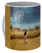 Broken Glass Sky Coffee Mug