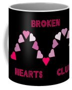 Broken Hearts Club Coffee Mug