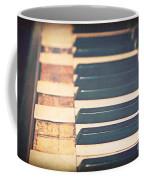 Broken Melody Coffee Mug